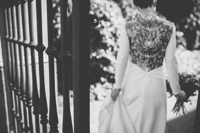Vestido de novia Beba´s Closet,  Embroideries, bordado, pedrería Boda, wedding, novia, bride, abiti da sposa, wedding gown, robe de mariée Foto JFK