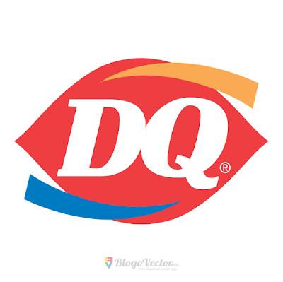 Dairy Queen Logo Vector In 2021 Vector Logo Dairy Queen Logos