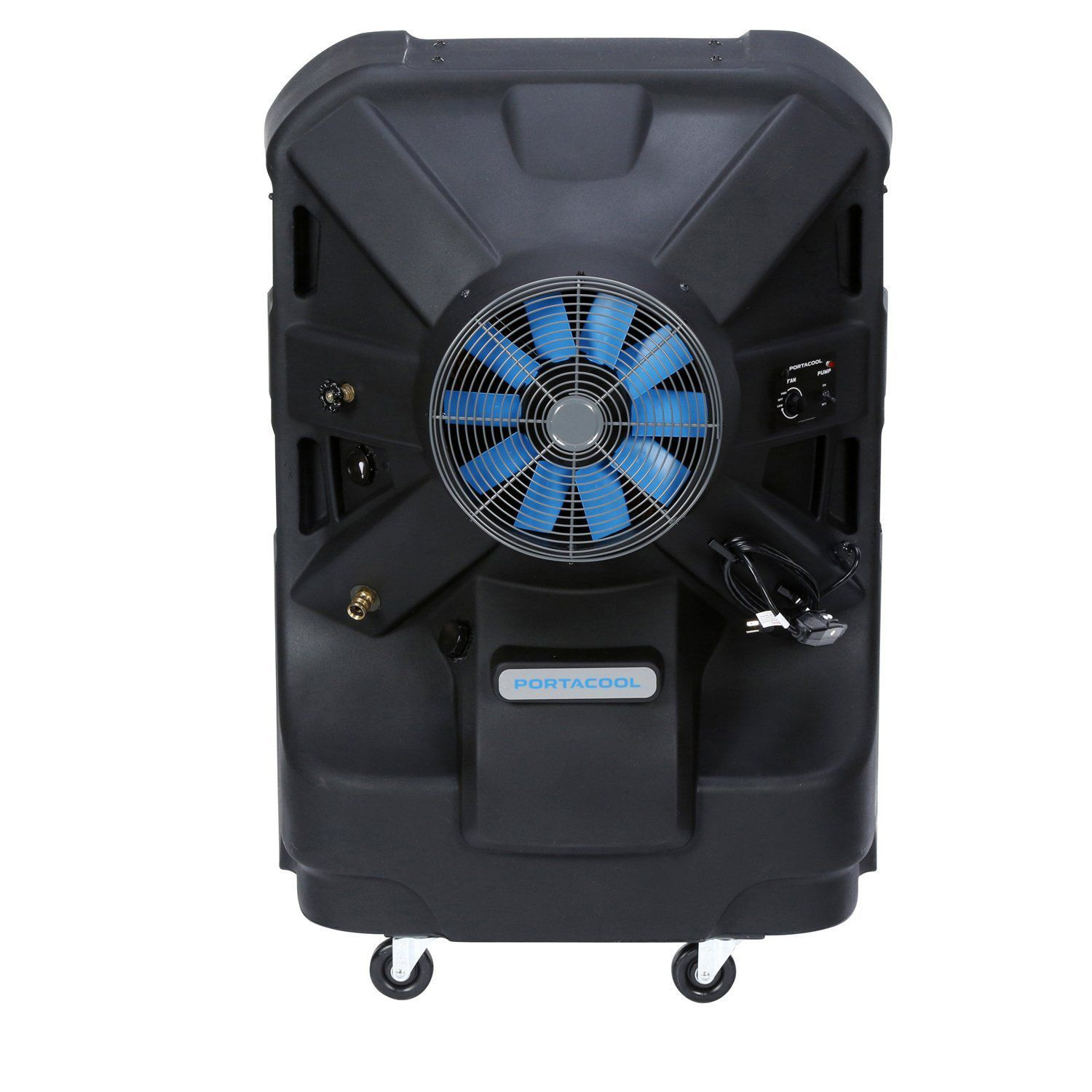 Whynter ARC14S Portable air conditioner, Evaporative