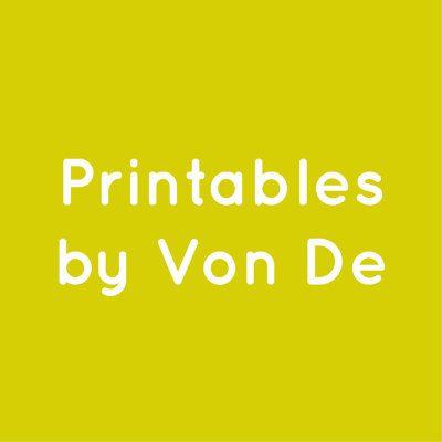 printablesbyvonde