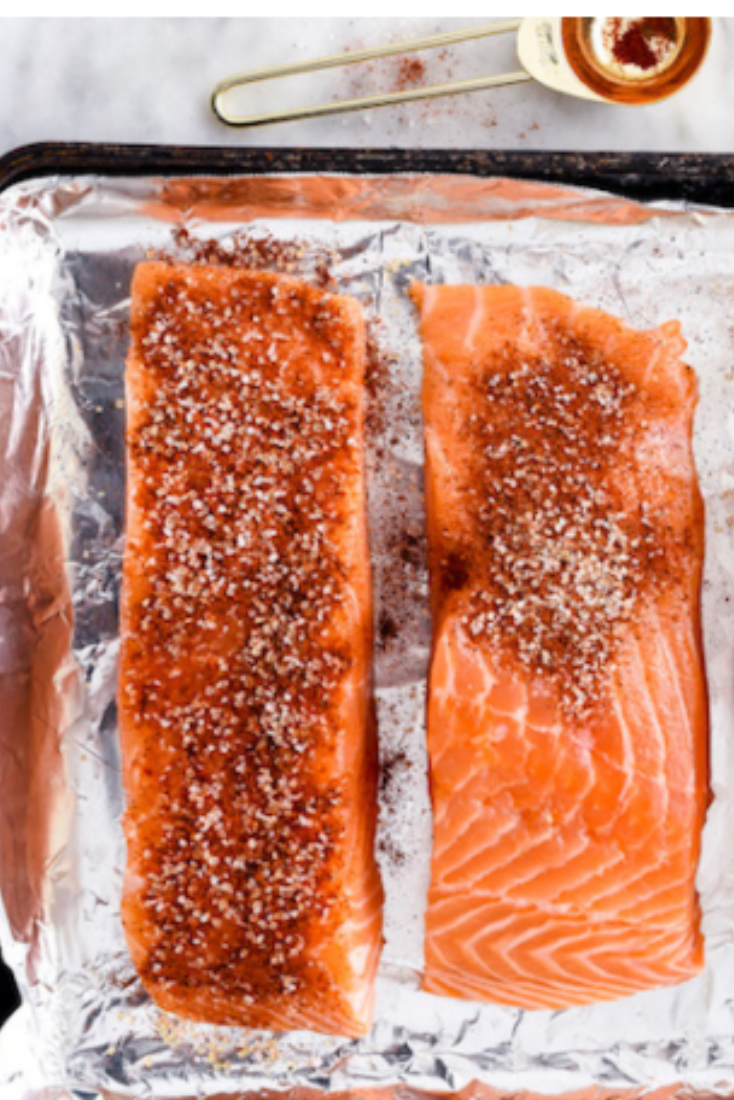 Dairy-free recipes: Maple Crusted Salmon
