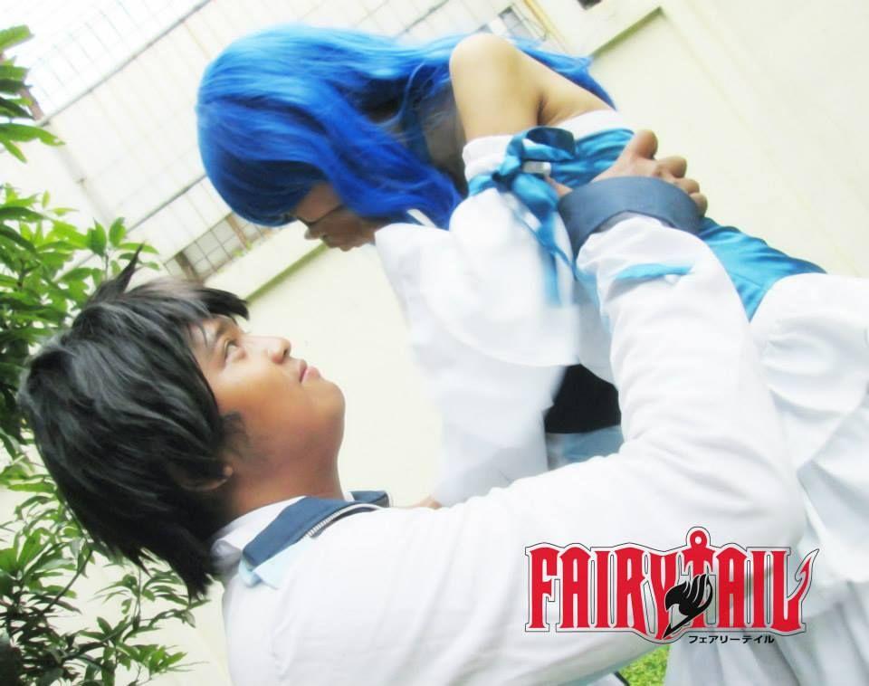 Gray Juvia (Fairy Tail)