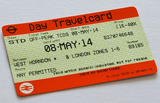 Best Way To Travel In London Oyster Card Or Travel Card