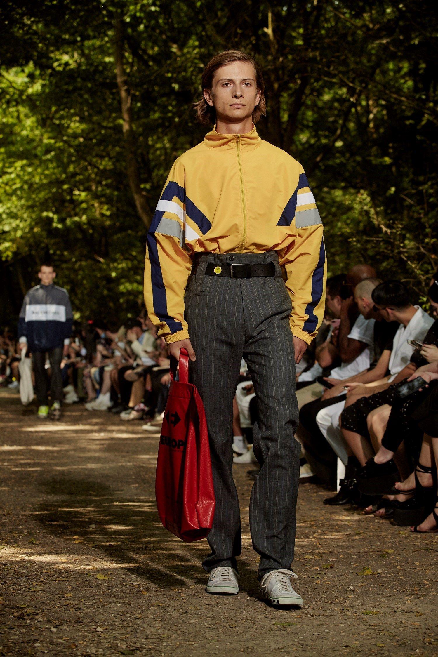 Balenciaga SS18 Menswear | Menswear