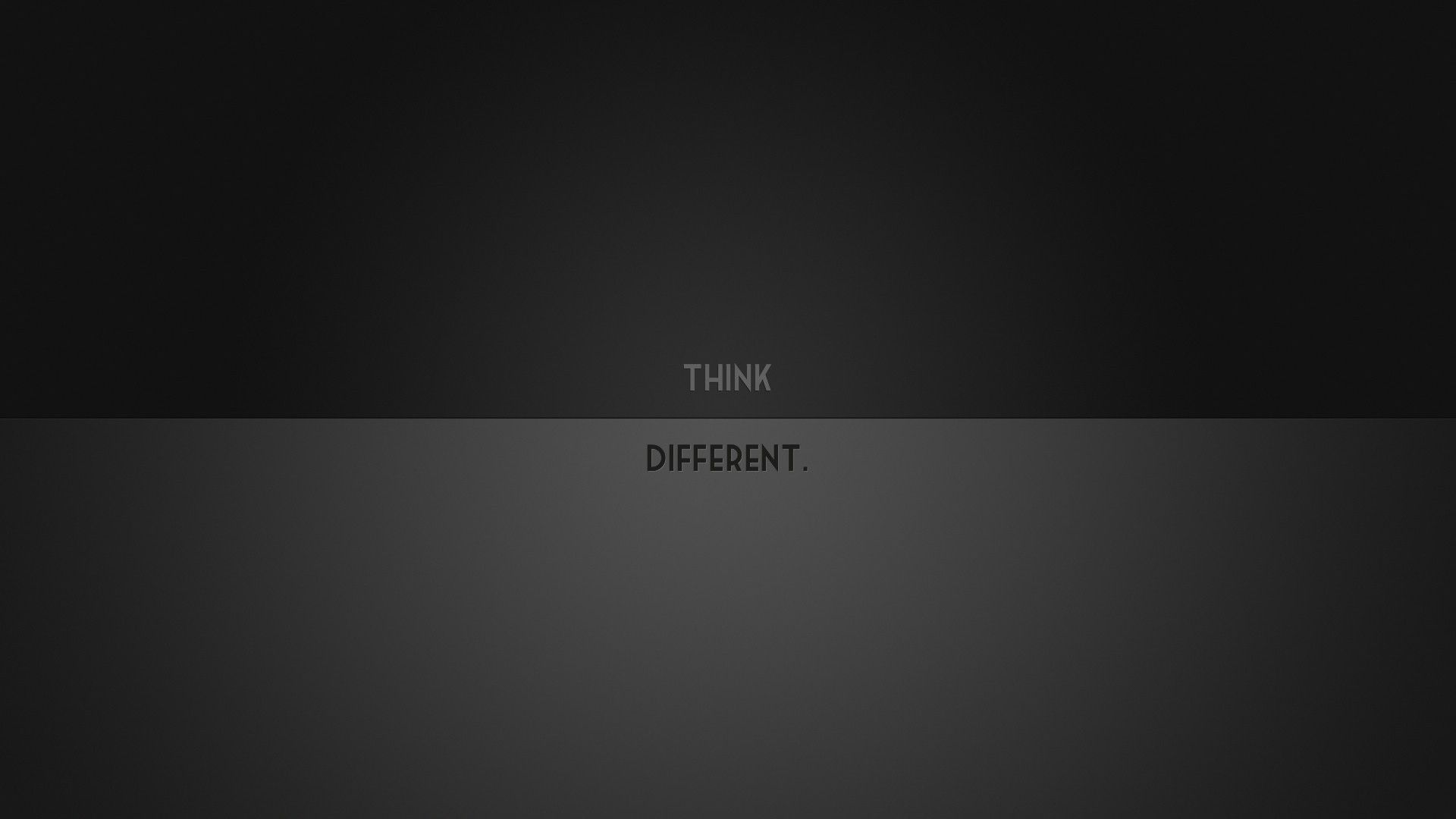 Think Different Wallpapers Hd Desktop And Mobile Backgrounds