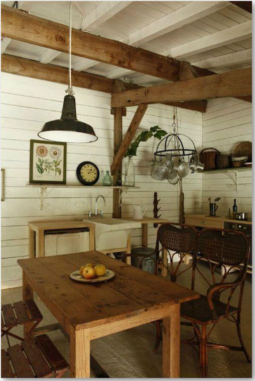 wonderful country kitchen the best room in the house pinterest haus wohnen und altholz. Black Bedroom Furniture Sets. Home Design Ideas