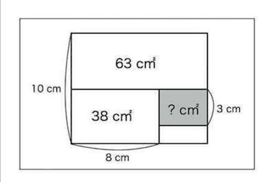 Calcula el área