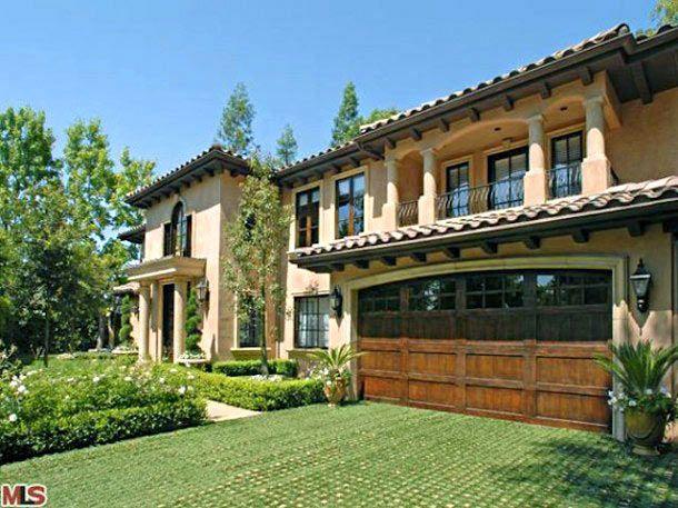 Kim K S House I Likee Beverly Hills Houses Kardashian Home