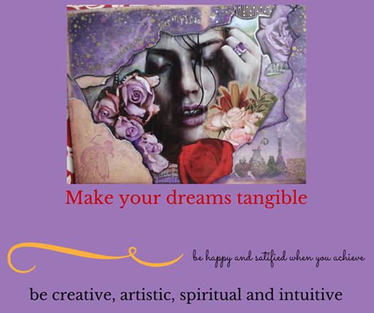 creativity, intuitive, spiritual