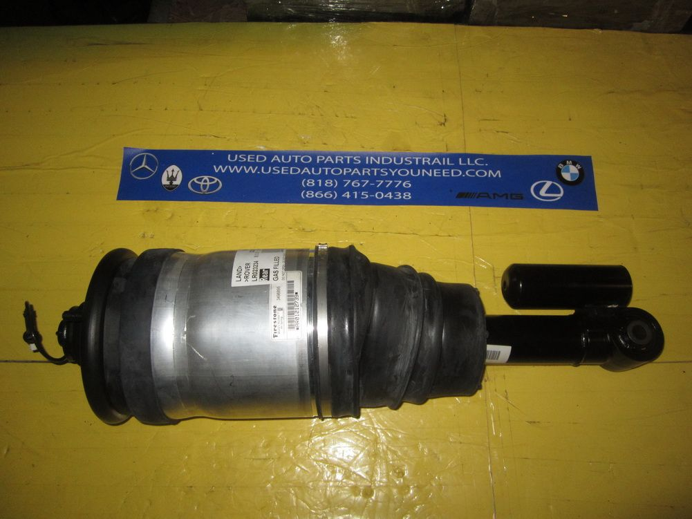 This Strut - Shock is for 2010 ~ 2011 Lamborghini.This part is for  right front of your vehicle.Please compare the part number(s):  LR019993, LR032647 make sure to check with your local dealer before purchasing it.Note:please match you product with the picture