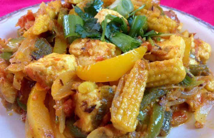learn kadai baby corn recipe in hindi and forumfinder Choice Image