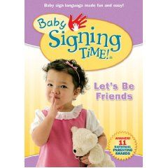 Baby Signing Time! Vol 4: Let`s Be Friends