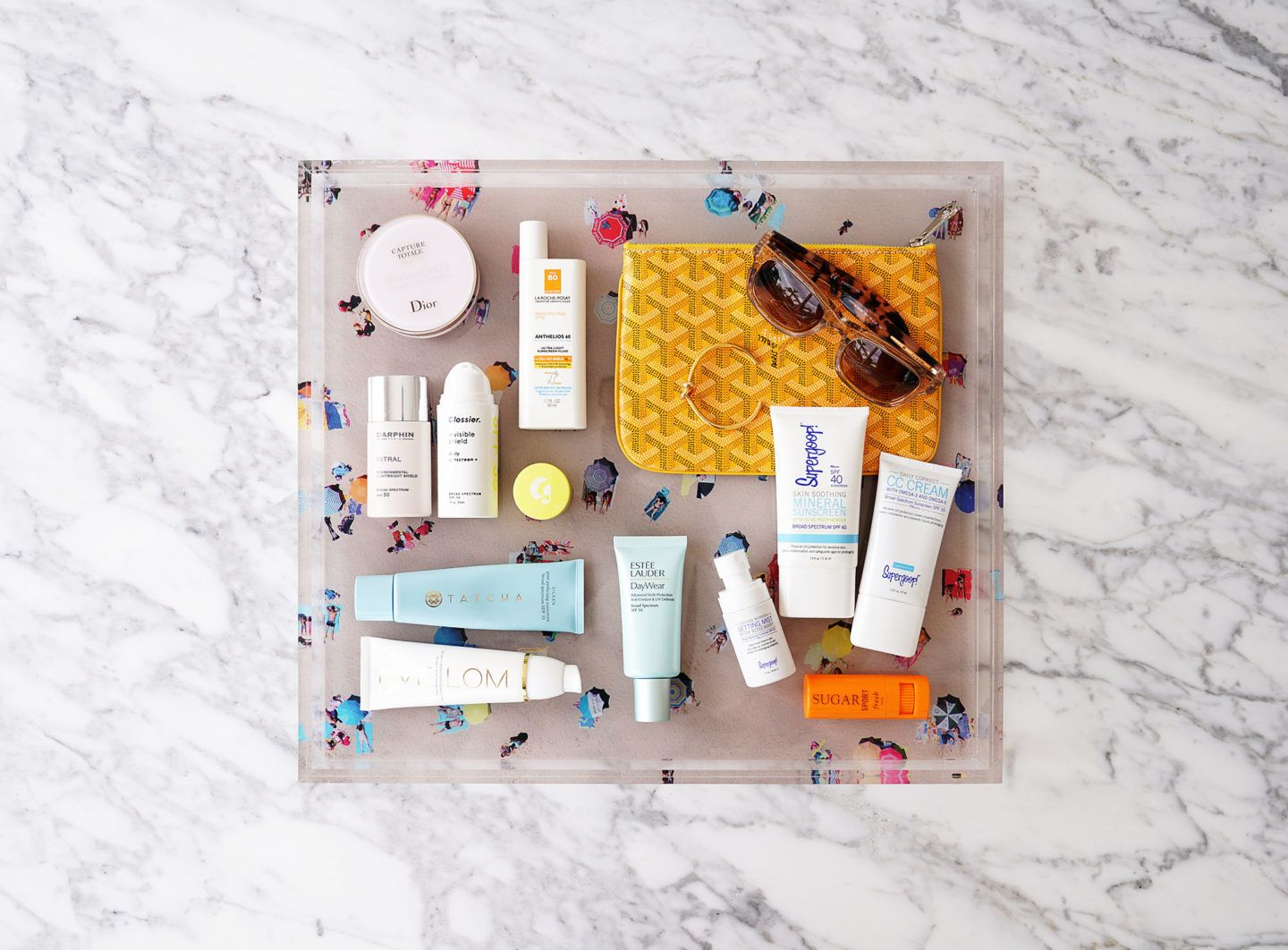 Summer Sunscreens for the Face Sensitive Skin | The Beauty Look Book