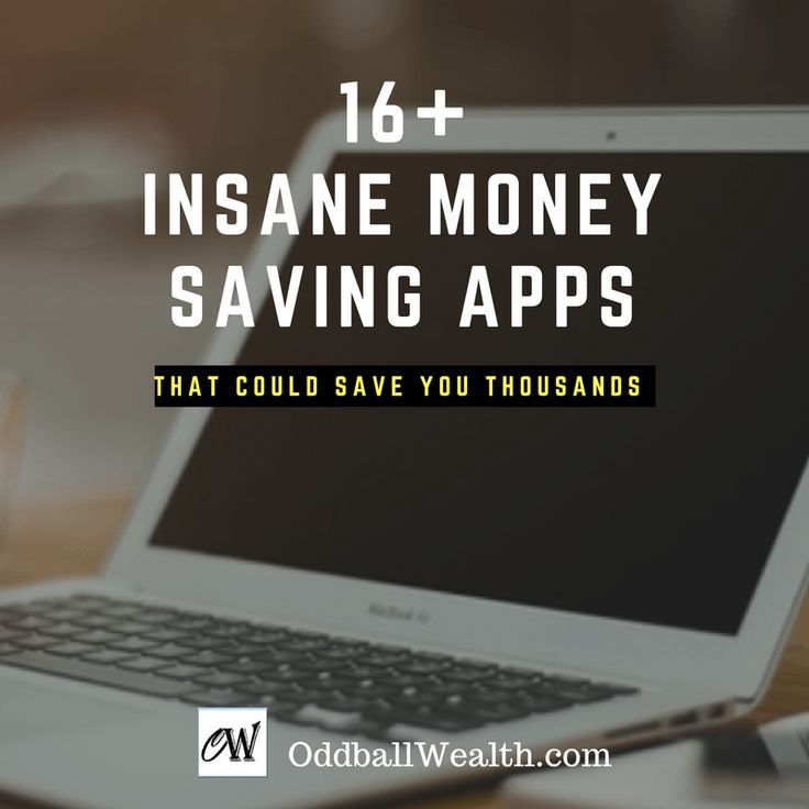 16+ Insane Money Saving Apps That Could Save You Thousands of Dollars!   Check out these 16+ Apps and Websites That Can Save You A Lot of Money. See how you could save thousands of dollars by using these insane money saving websites and apps! Article Url: http://oddballwealth.com/money-saving-tools-and-apps/ #SaveMoney #Finance #Savings #Apps #Websites #PersonalFinance #Money #Frugal