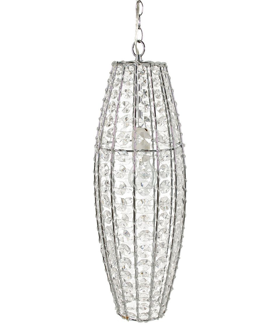 Loving this Wire Pod Hanging Light on #zulily! #zulilyfinds