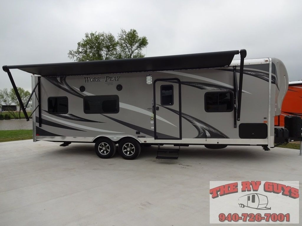 2017 Forest River Work And Play Ultra Le 25wb 4x4twpa20hb017721