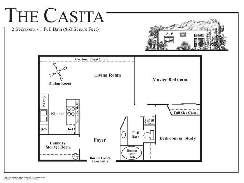 Guest House Floor Plans The Casita Amazing Ideas