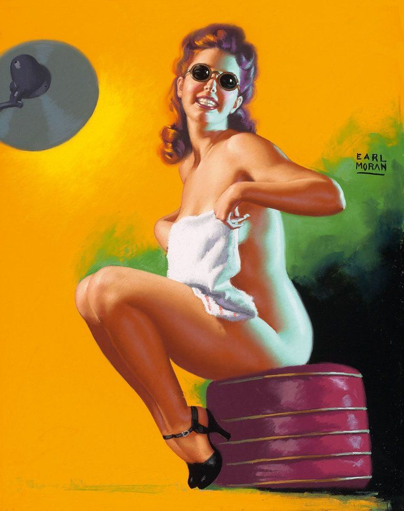 imgchilli.girl The Glamorous History Of Pin-Up Like You've Never Seen It Before