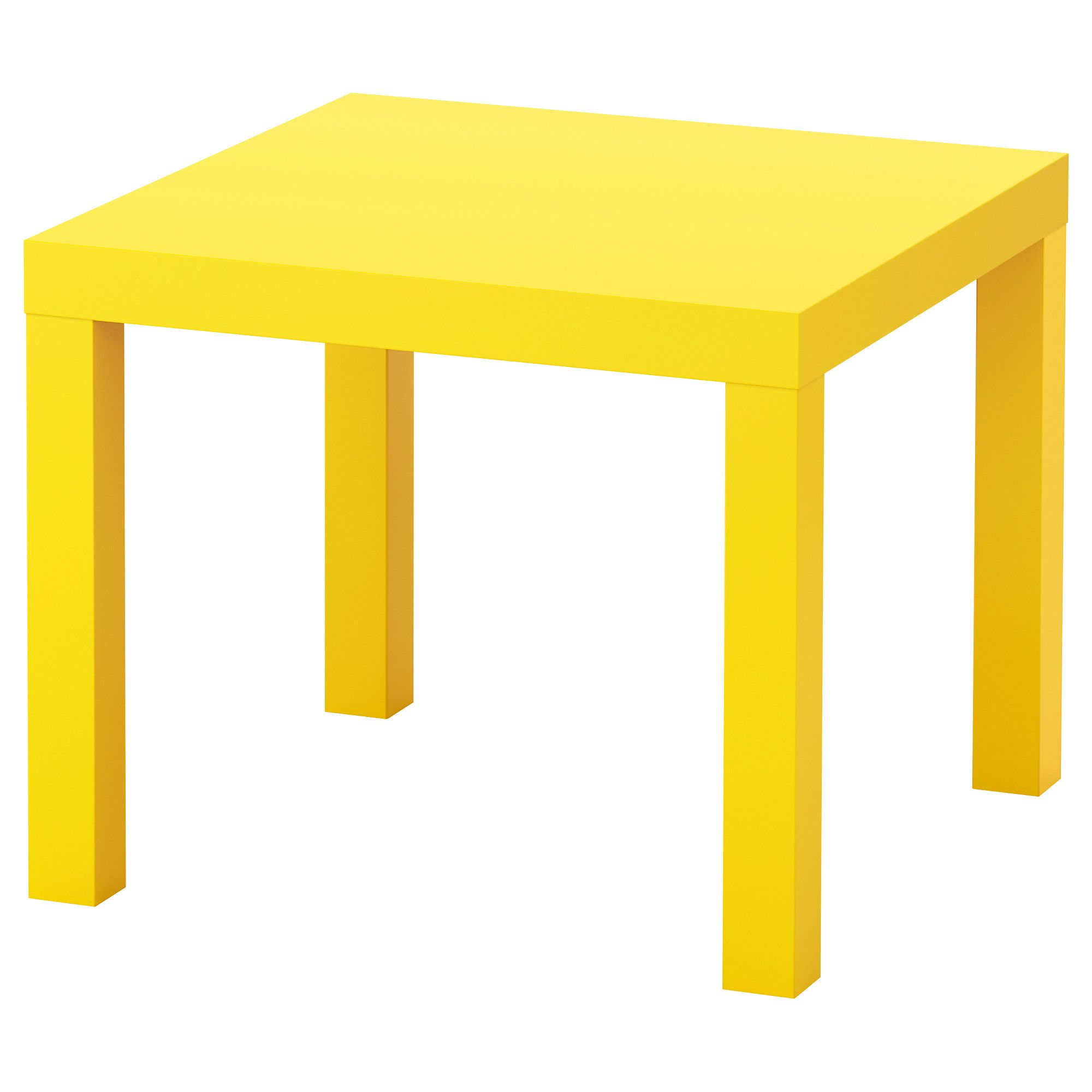 Lack Couchtisch Ikea Ikea Lack Side Table Yellow Gelb Pinterest Ikea Table Und