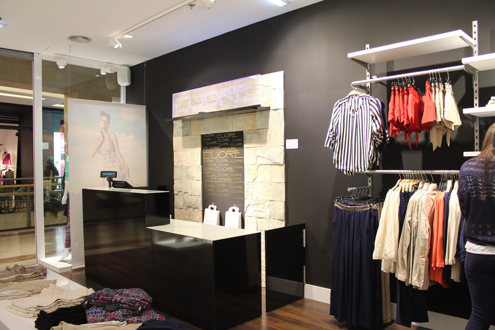 Estilo y dise o con piedra artificial thermostone la for Centro comercial el mueble catalogo
