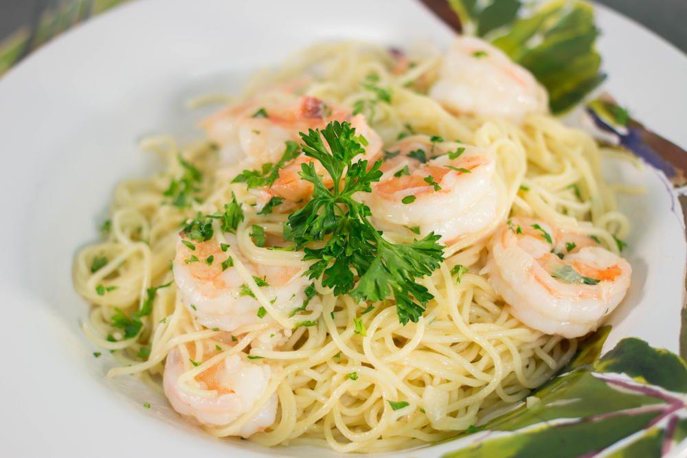 Olive Garden Shrimp Scampi Copycat Recipe Seafood Pinterest Comida Mariscos And Tradiciones