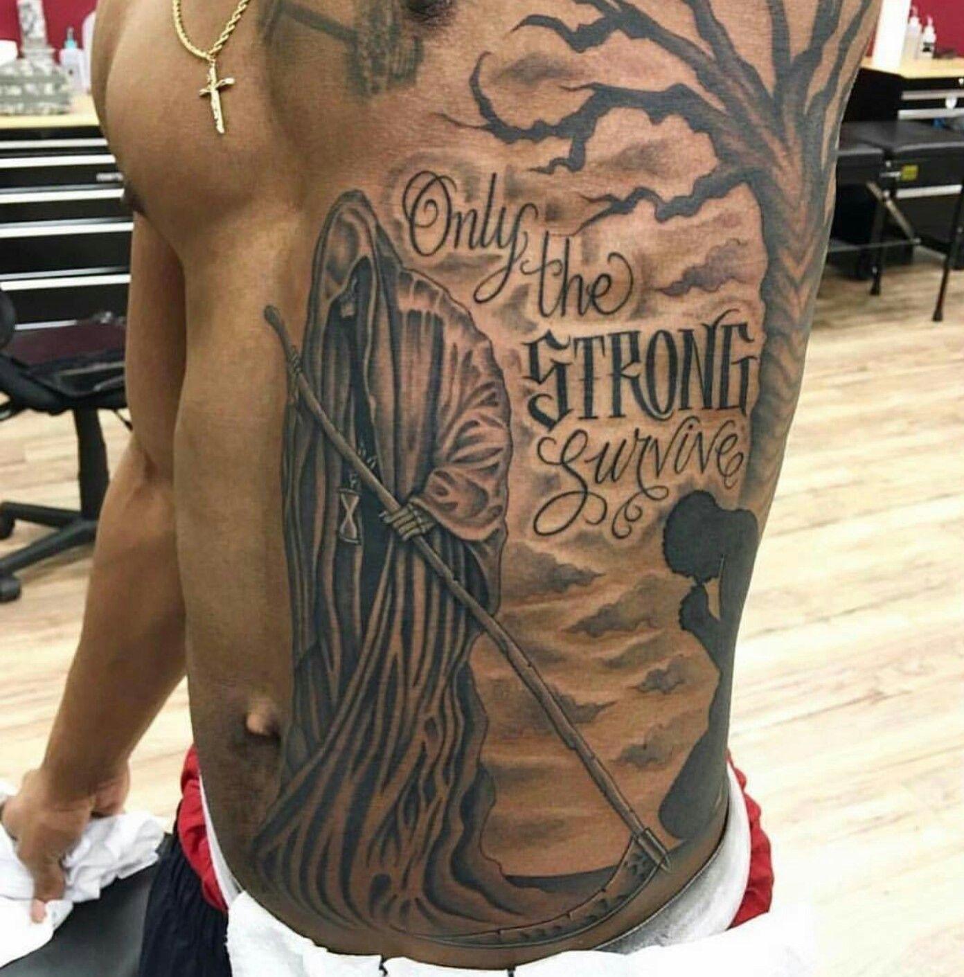 Pin By Samah Garcia On Ideas Tatt Chest Piece Tattoos Torso Tattoos Forearm Sleeve Tattoos