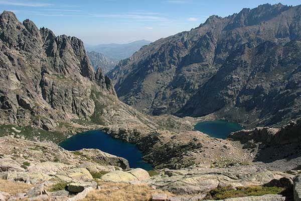GR20 trek in Corsica #Travel #Walking #Trekking