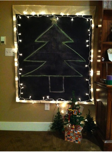 This is me kelsey cooks thrifty christmas tree
