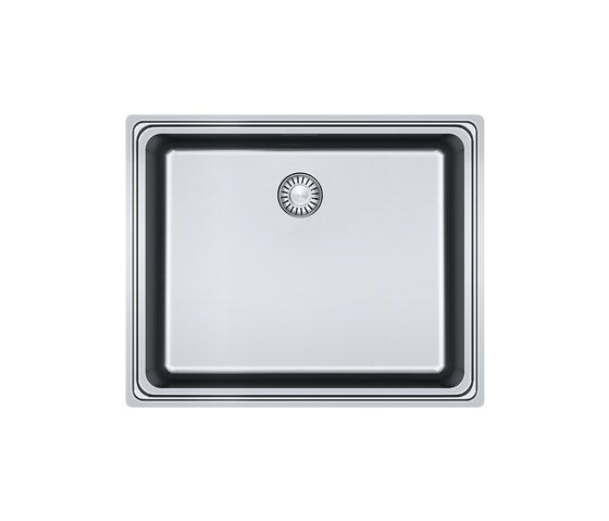 Kitchen sinks | Kitchen products | Frames by Franke black. Check it out on Architonic
