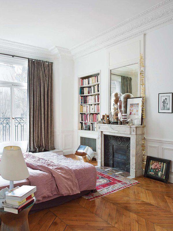 Photo of 20 Dreamy Parisian Bedrooms