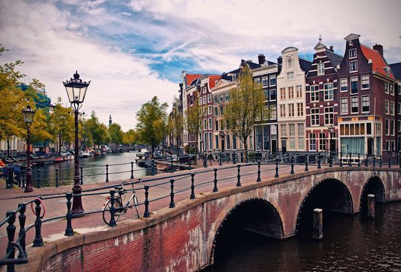Shutterstock  Last month I finally visited Amsterdam for the first time. I'd avoided the city for years, thinking it couldn't possibly live up to the hype. Boy was I wrong! The city is as beautiful an