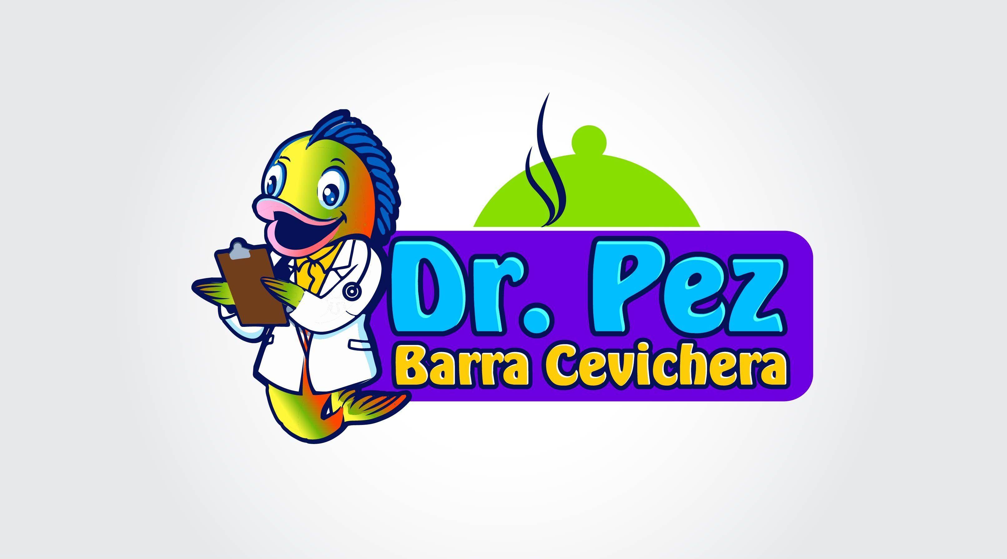 Dr. Pez fish Doctor Graphic design services, Cartoon