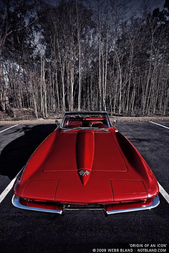25 Fotografias De Coches Clasicos Para Inspirarte Corvette Convertible Corvette Classic Cars
