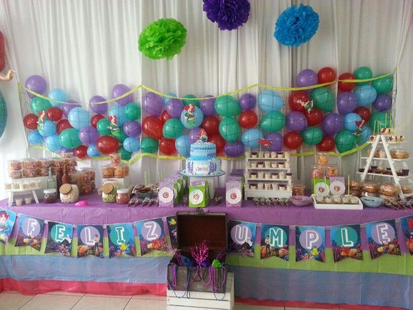 Sirenita party