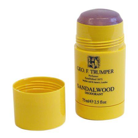 Geo F. Trumper Sandalwood Deodorant Stick at Fendrihan.com