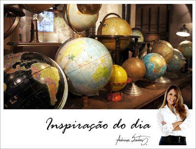 Adriana Scartaris design de interiores: INSPIRAÇÃO DO DIA