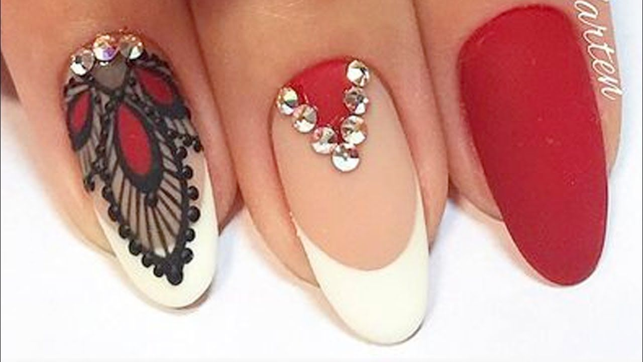 New Cute Nail Art 2017 The Best Nail Art Designs Compilation | June ...