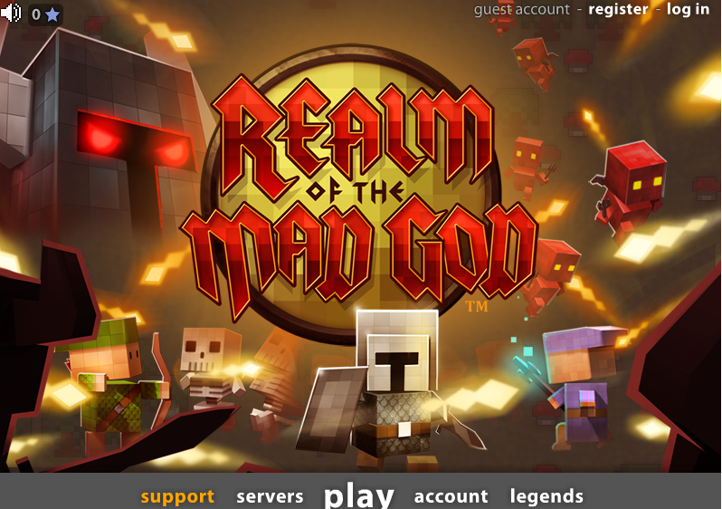 Realm Of The Mad God Unblocked Play At school in 2020