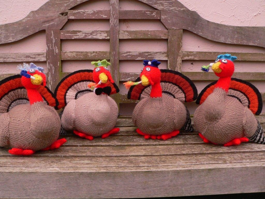 Knitted Turkey Photos 014