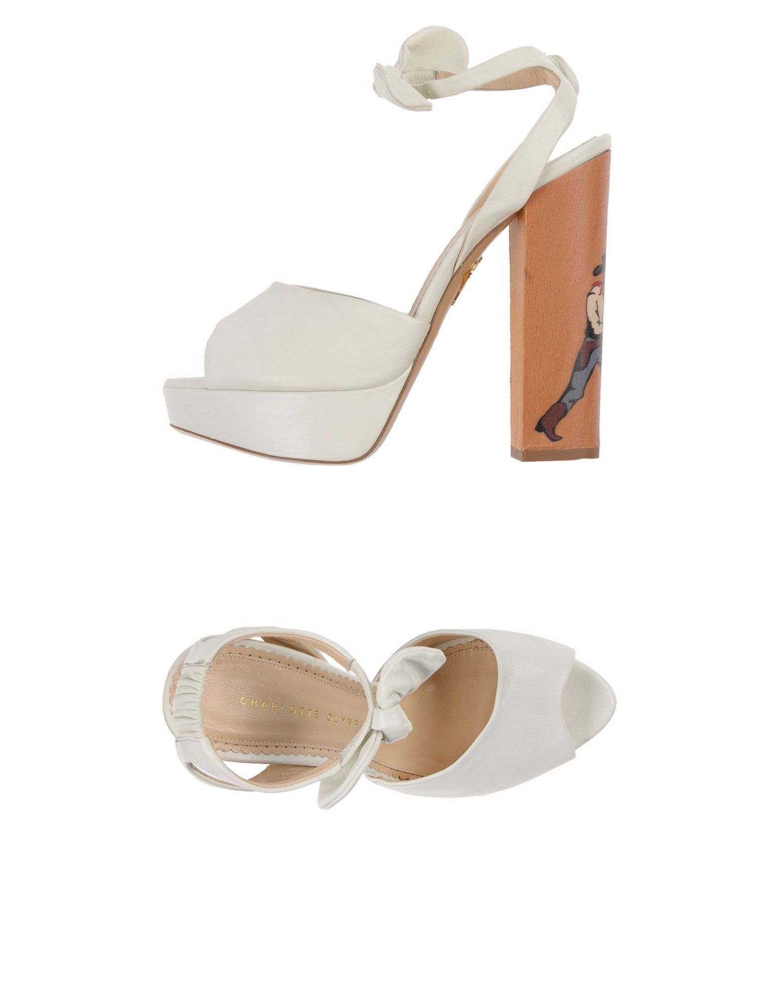 CHARLOTTE OLYMPIA SANDALS.  charlotteolympia  shoes   f3304c3e3