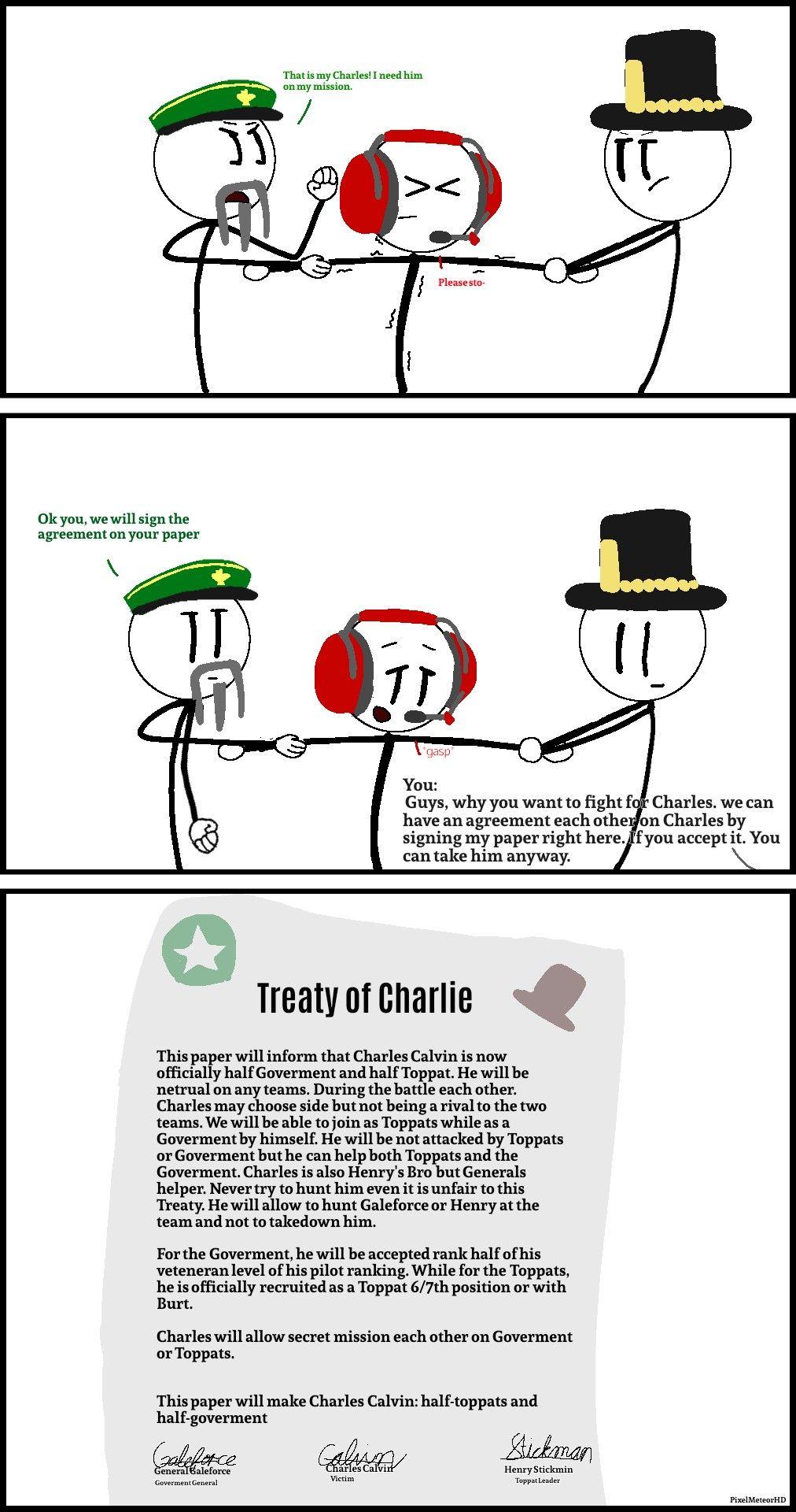 Treaty of Charlie