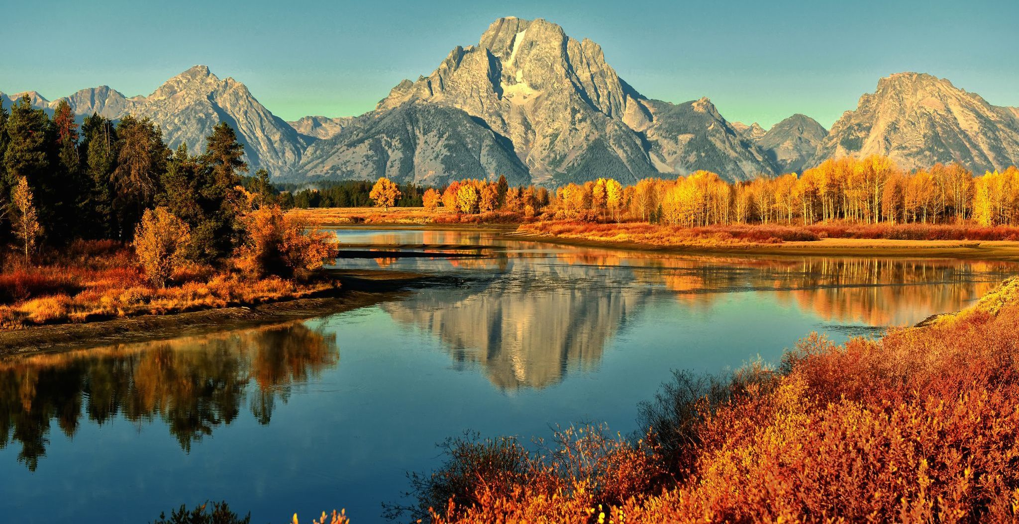 Grand Teton National Park U S 2048x1054 C Dream Afar Scenery