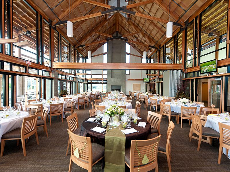 Burnaby Mountain Club House, Burnaby BC