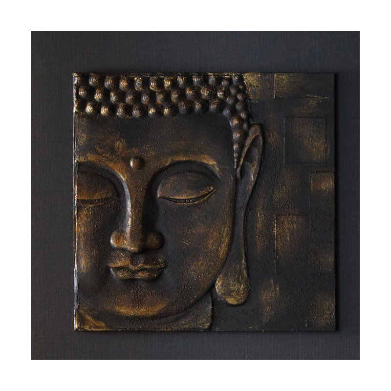 Buddha Wall Du00e9cor By Arthouse Buddha Wall Painting Buddha Painting Buddha Wall Decor