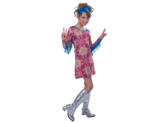 Girls Day Dreaming Hippie Costume Costumes/Halloween clothing Plus