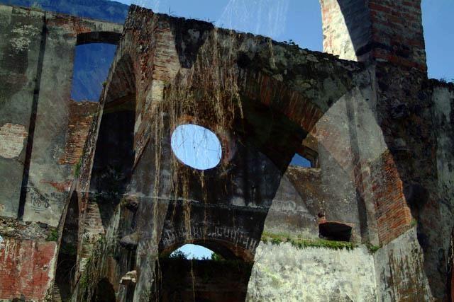Escher like, ex hacienda de Cuautla, Morelos, México .............@synthiafranco