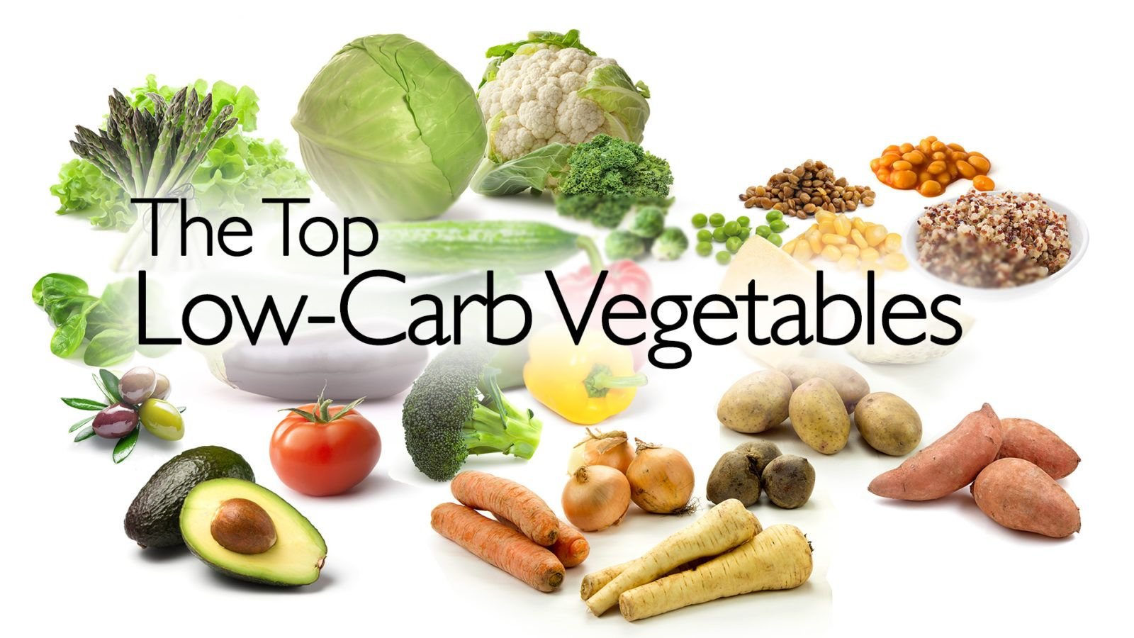 Top Low-Carb Vegetables