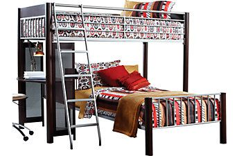 Boys Bunk Loft Beds Boy Bedroom Furniture Rooms To Go Kids