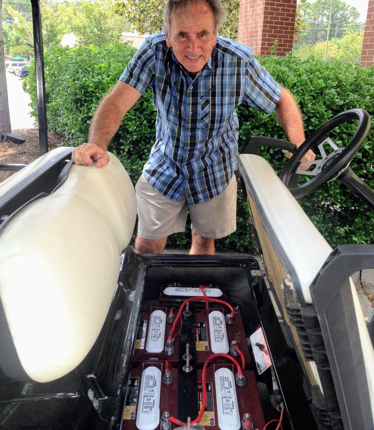 Electric Golf Cart Batteries Voltage Plate Thickness And More Golf Cart Batteries Golf Carts Electric Golf Cart
