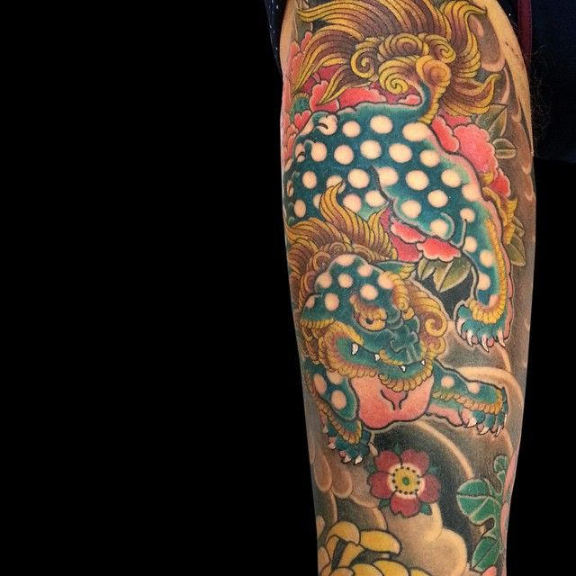 Colour Tattoo By Sou At Lust For Life Tattoo. #tattoo